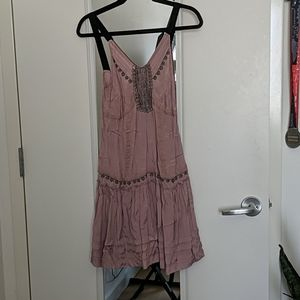 Vintage party dress from the 80s